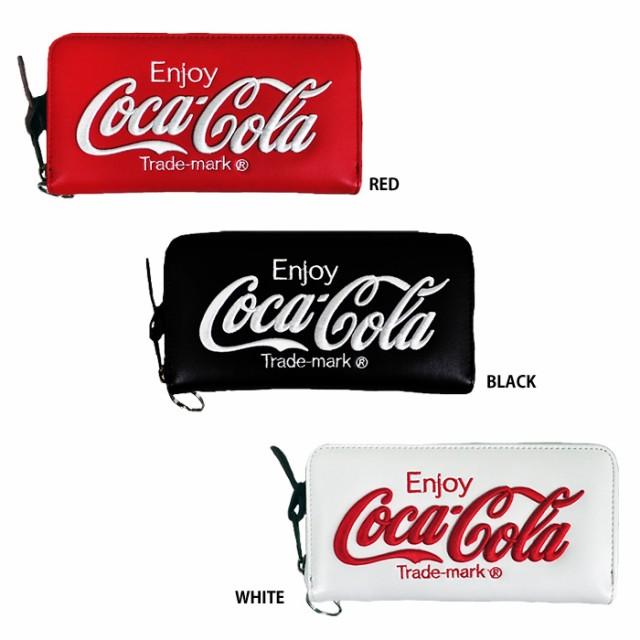 即日出荷 イーカム 長財布 コカ・コーラ Coca-Col...