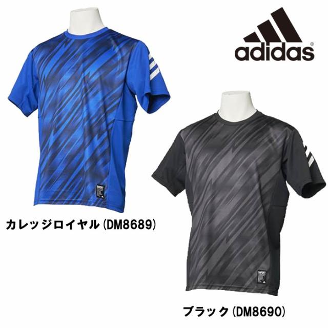 アディダス adidas Tシャツ 半袖 柄 5T 2NDユニフ...