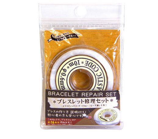 ブレスレット修理セット(ゴム&針通し) 自作用品