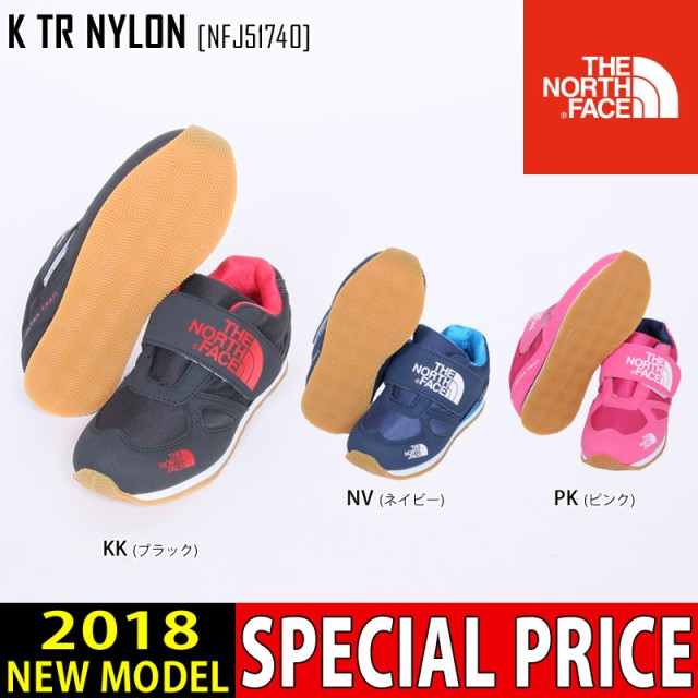 THE NORTH FACE ノースフェイス キッズ 靴 K TR N...