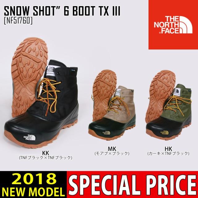 THE NORTH FACE ノースフェイス ブーツ スノーシ...
