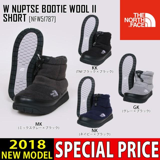 THE NORTH FACE ノースフェイス ブーツ ヌプシ ブ...
