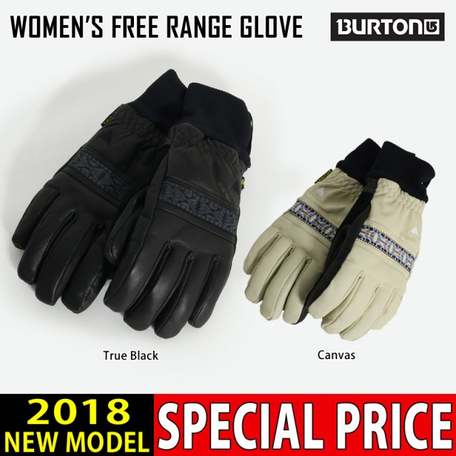 2017-2018 BURTON バートン レディース グローブ ...