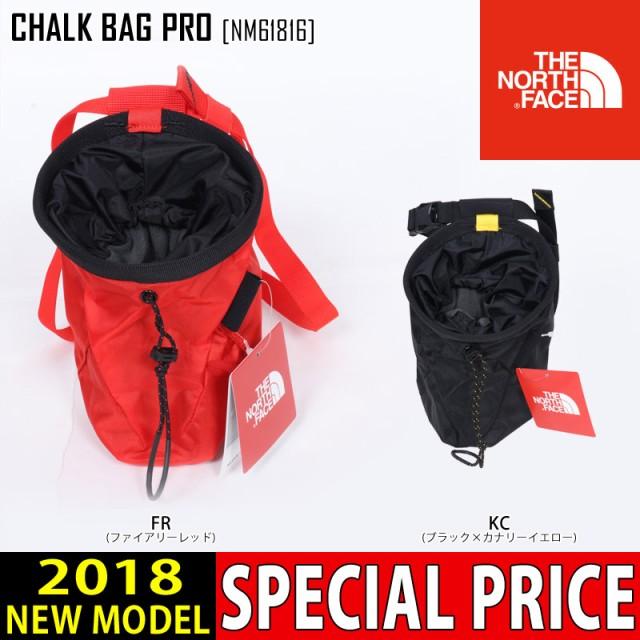 THE NORTH FACE ノースフェイス バッグ CHALK BAG...