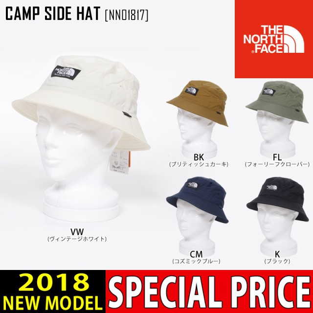 THE NORTH FACE ノースフェイス ハット CAMP SIDE...