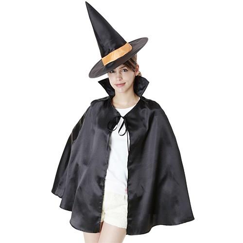 魔女セット 女性用 大人用 コスチューム コスプレ...