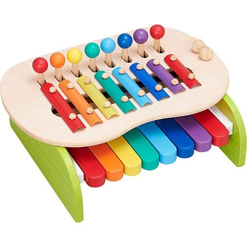 エドインター 森のメロディーメーカー 楽器玩具 ...