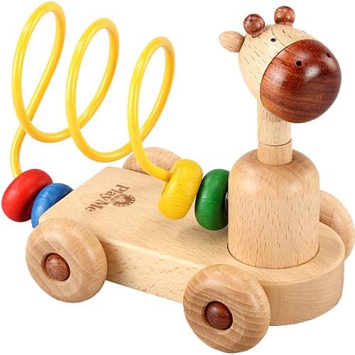 車のおもちゃ プレイミートイズ社 ベビールールー...