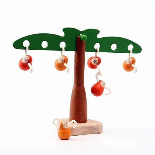 知育玩具 3歳 4歳 5歳 バランス PLANTOYS プラン...