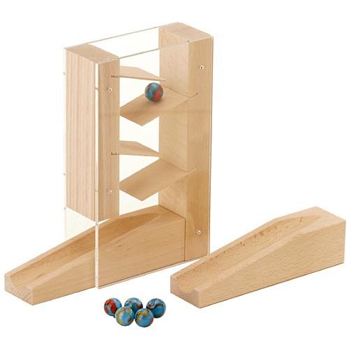 木のおもちゃ スロープ おもちゃ 誕生日 3歳 4歳 ...