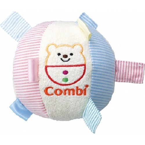 布のおもちゃ コンビ タグだいすき 赤ちゃん 出...