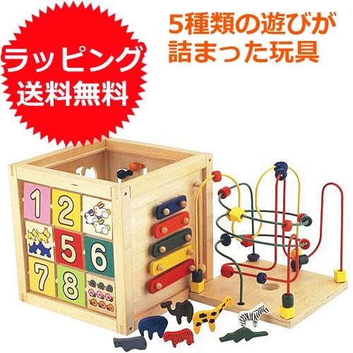 エドインター 森のあそび箱 1歳 2歳 3歳 おもちゃ...