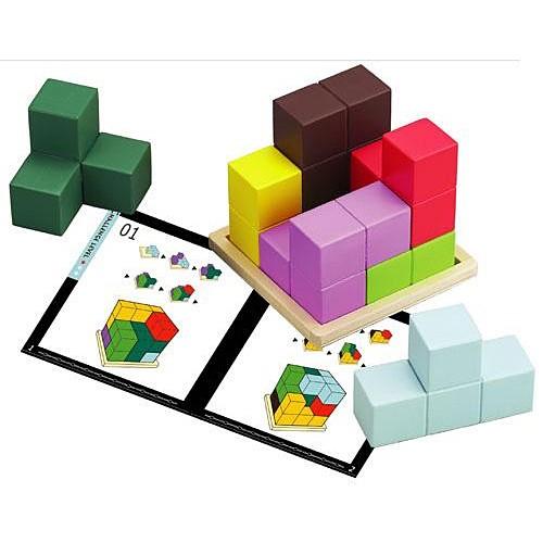 知育玩具 3歳 4歳 5歳 エドインター 賢人パズル...