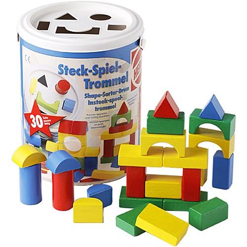 積み木 ブロック 2歳 3歳 4歳 ハーマンロスバーグ...