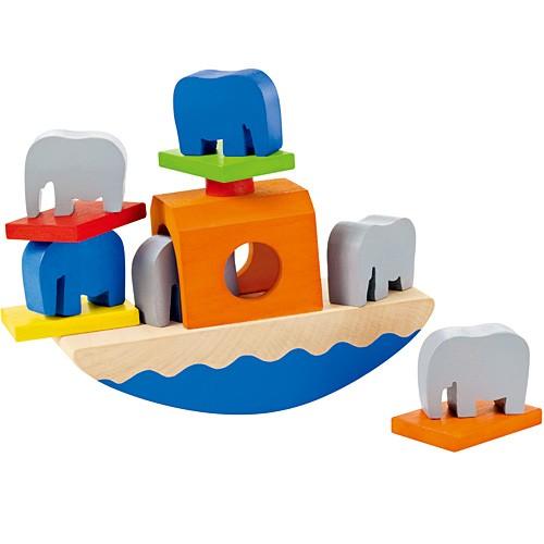 知育玩具 バランスゲーム 3歳 4歳 5歳 誕生日プレ...