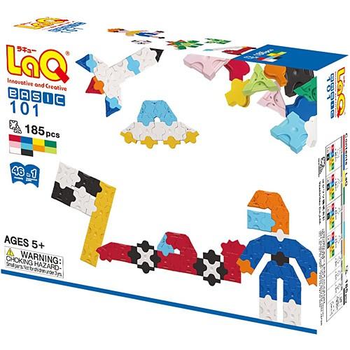 LaQ ラキュー ベーシック 101 平面キット ブロ...