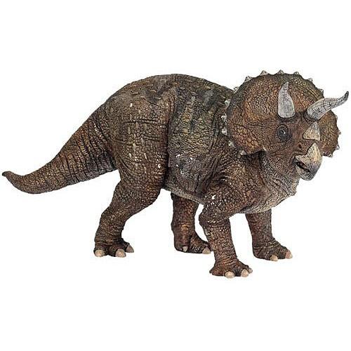 フィギュア 動物 恐竜 papo dinosaurs トリケラ...