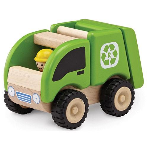 車のおもちゃ 木のおもちゃ ワンダーワールド ...