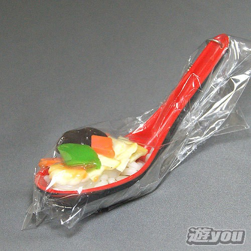 食品サンプルシリーズ 3:中華丼 ごちそうれんげB...