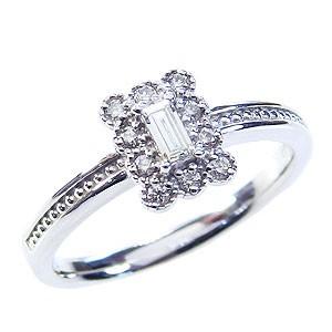 ダイヤモンドリング 婚約指輪 プラチナ エンゲー...