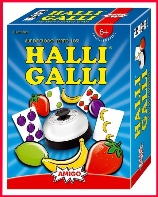 【知育玩具】アミーゴ社 AMIGO 知育カードゲーム ハリガリ HALLI GALLI  カードゲーム