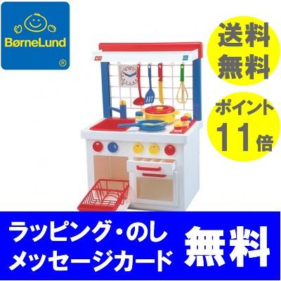 ボーネルンド キッチンセンター 白(ままごとセッ...