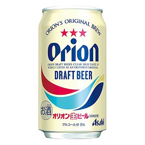 オリオンドラフト ビール 350ml缶