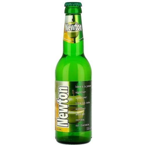 ニュートン 青リンゴビール 330ml