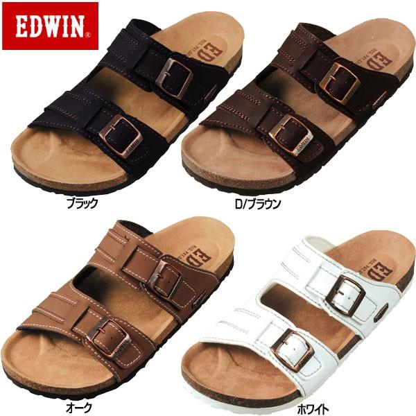 EDWIN(エドウイン) サンダルシューズ EW9128 【...