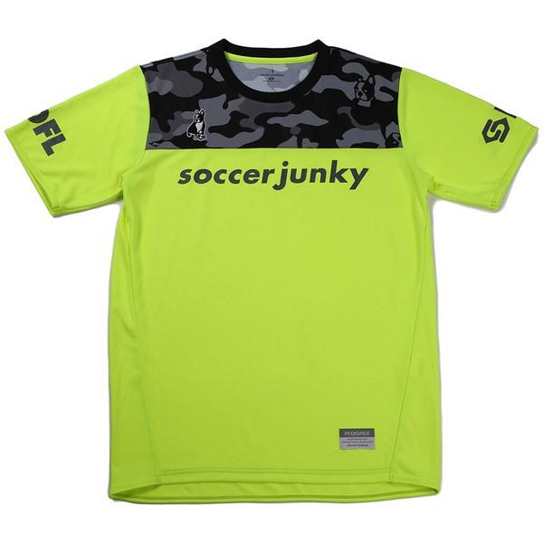 サッカージャンキー(soccer junky) プラシャツ ...