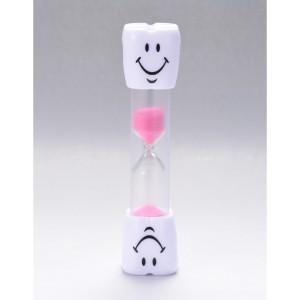 歯の砂時計 / ピンク / 1個(約2〜3分間)