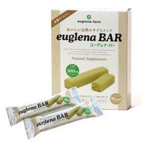 ユーグレナ・バー 1箱(6本)