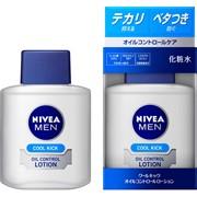 【ニベアメン クールキックオイルコントロールロ...