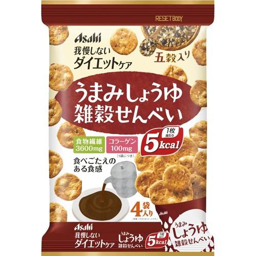 【リセットボディ 雑穀せんべい 22g*4袋入】[代引...