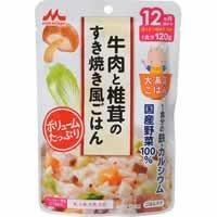 【大満足ごはん 牛肉と椎茸のすきやき風ごはん 12...