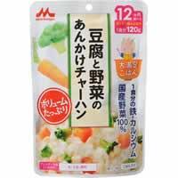 【大満足ごはん 豆腐と野菜のあんかけチャーハン ...