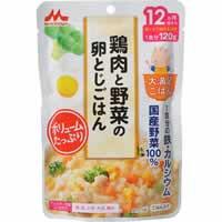 【大満足ごはん 鶏肉と野菜の卵とじごはん 120g 1...