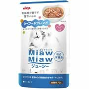 【MiawMiaw ジューシー シーフードブレンド 70g】...