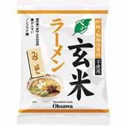 【オーサワのベジ玄米ラーメン(みそ) 118g】