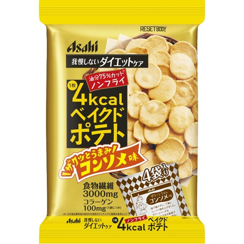 【リセットボディ ベイクドポテト コンソメ味 16....