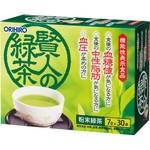 【オリヒロ 賢人の緑茶 7g*30本入】