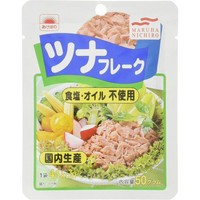 【あけぼの ツナフレーク 食塩・オイル不使用 50g...