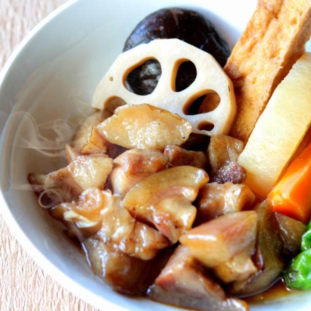 【送料無料】国産 炙り豚耳 柔らか煮 100g×2