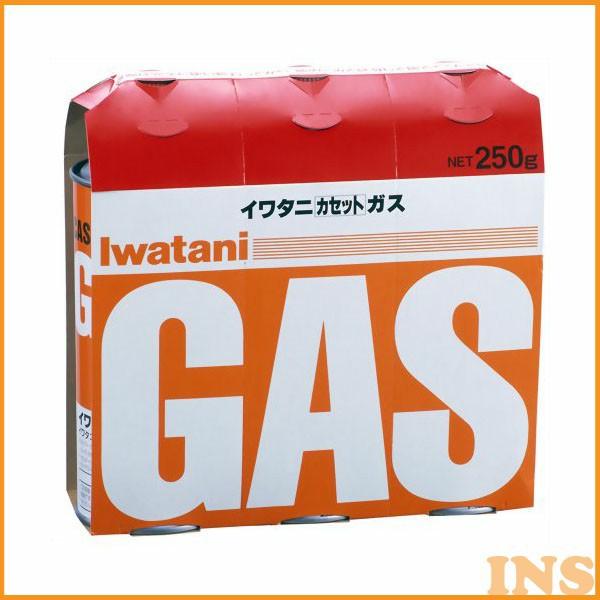 【アウトレットセール】イワタニ カセットガス3P ...