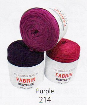 ファブリン FABRIN Purple col.214 【KY】 内藤商...