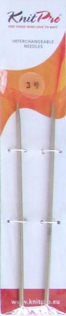 ニットプロ ノバメタル 付け替え式 輪針 針先 3号...