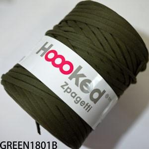 DMC ズパゲッティ グリーン B 1801 GREEN Hooked...