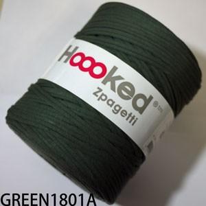 DMC ズパゲッティ グリーン A 1801 GREEN Hooked...