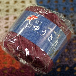 【新製品】 スキー毛糸 ゆうさり