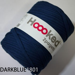 DMC ズパゲッティ ダークブルー 1801 DARKBLUE Ho...